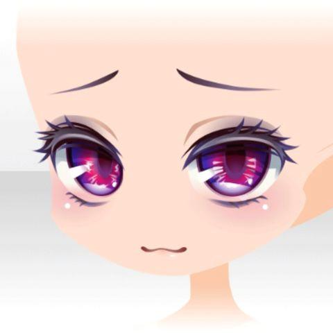 Drawing Chibi Eyes Face In 2018 Chibi Eyes Pinterest Anime Eyes Chibi Eyes and