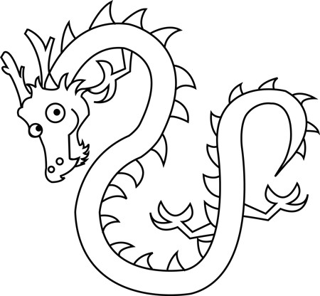 step 714 how to draw chinese dragons with easy step by step drawing lesson