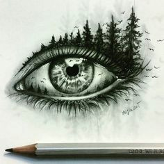 111 insanely creative cool things to draw today pencil drawings of eyes sketches of eyes