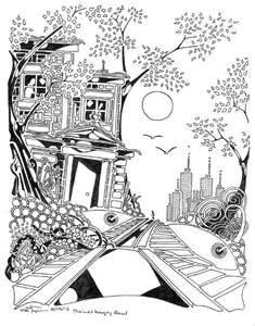 images coloring sheets adult coloring pages coloring books colouring creepy drawings