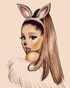pinterest a katieaoliver ariana grande drawings ariana grande eyes pink drawing queen drawing