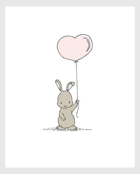 cute illustration a balloon illustration a d dod d d d n dµn n n n d d n d d n n n dµdo don dod d d d d n d d d n bunny drawing card drawing