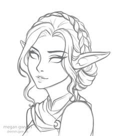 Drawing Cute Elf 117 Best Elf Drawings Images Paintings Pencil Drawings Tattoo