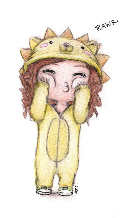 Drawing Cute Hearts Just A Dream On We Heart It Cartoon Drawings Pinterest