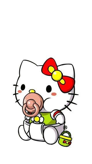 hello kitty bebe