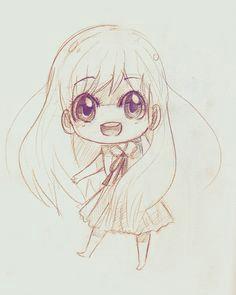 chibi menma from anohana kawaii chibi anime chibi kawaii anime manga anime