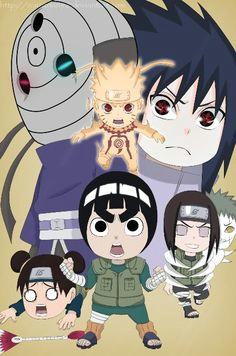 ke monos naruto chibi kyubi naruto sd anime naruto naruto uzumaki sasuke
