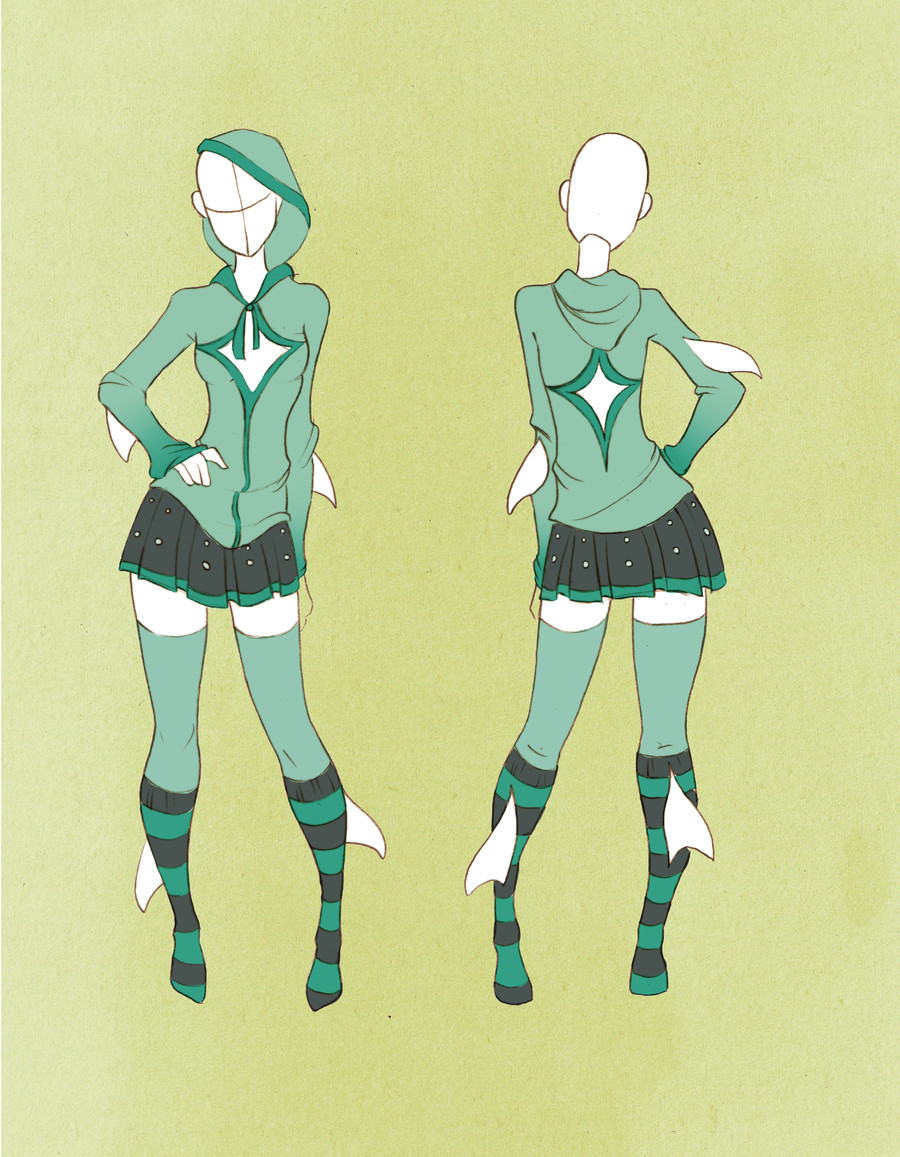 commission outfit april 06 by violetky deviantart com on deviantart