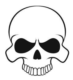 skull easy skull drawings tattoo drawings scull drawing