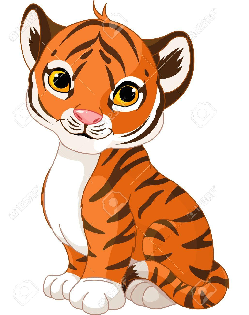 tiger cartoon drawing cartoon drawings baby cartoon cute tiger cubs cute tigers