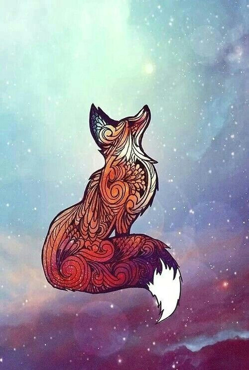 simple wolf drawing simple wolf tattoo cute fox drawing
