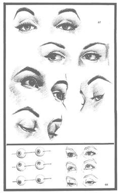como dibujar nariz paso a paso buscar con google eye sketch drawing tips