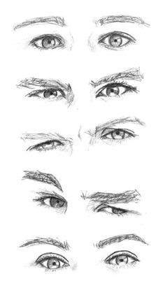 how to draw eyes great expressions actually it s one directions eyes lol it s doesnt even show you how to draw them they look like one direction eyes