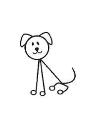 image result for stick people stick men drawings art drawings figure drawings dog
