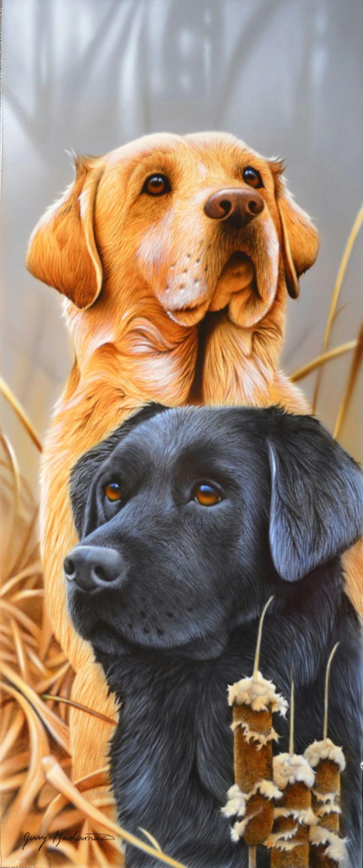 by artist jerry gadamus labradorretriever dogs dog art dog paintings dogs