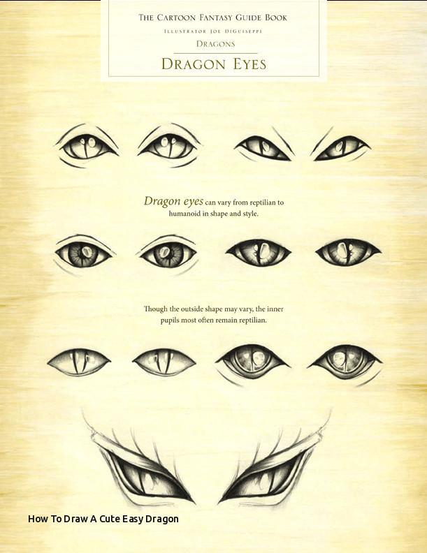 dragon eye drawing step by step at getdrawings