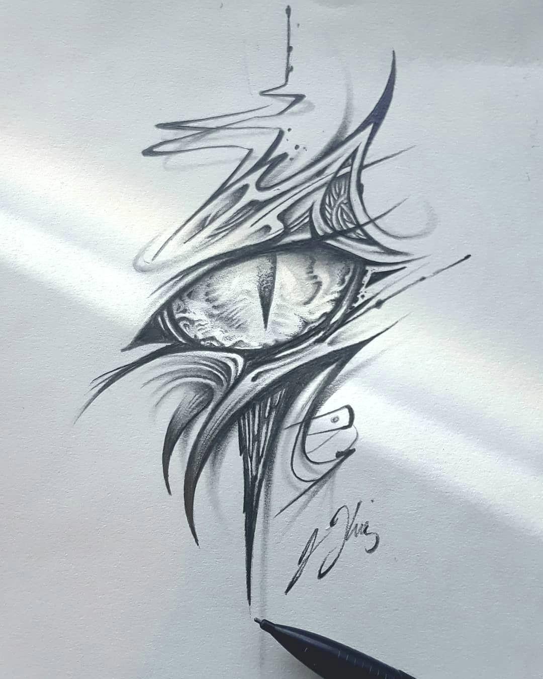 the eye of helios the sun dragon dragon dragoneye tattoo dragoneyetattoo sketch doodle darkart graphicart