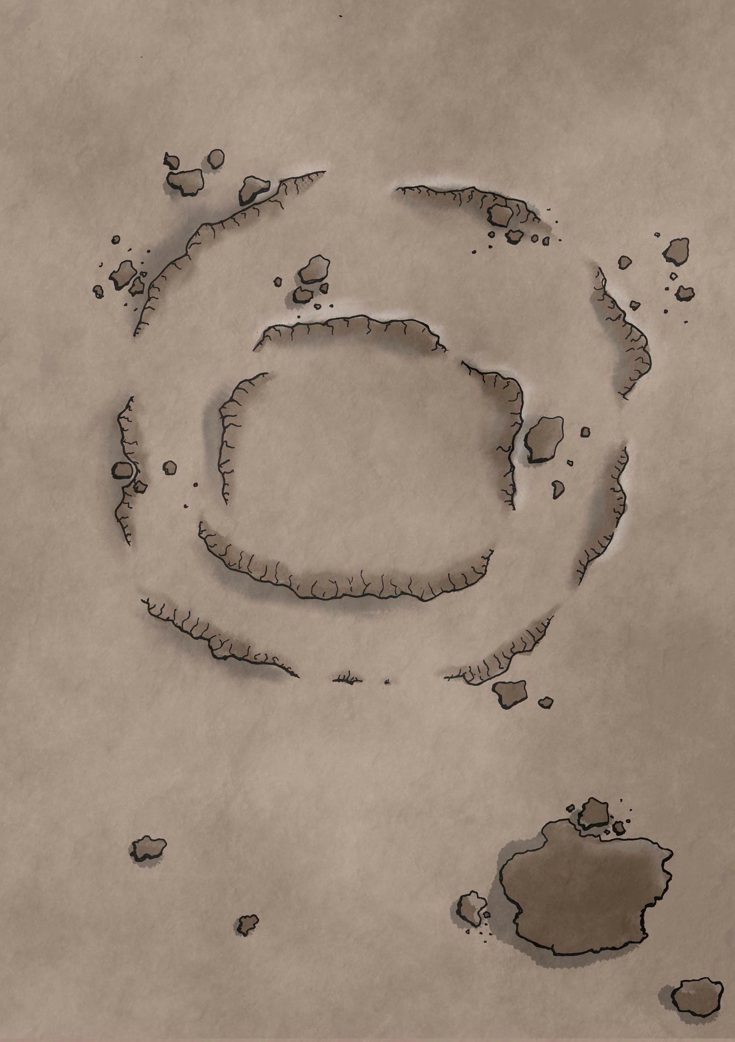 desert battle maps for dnd album on imgur