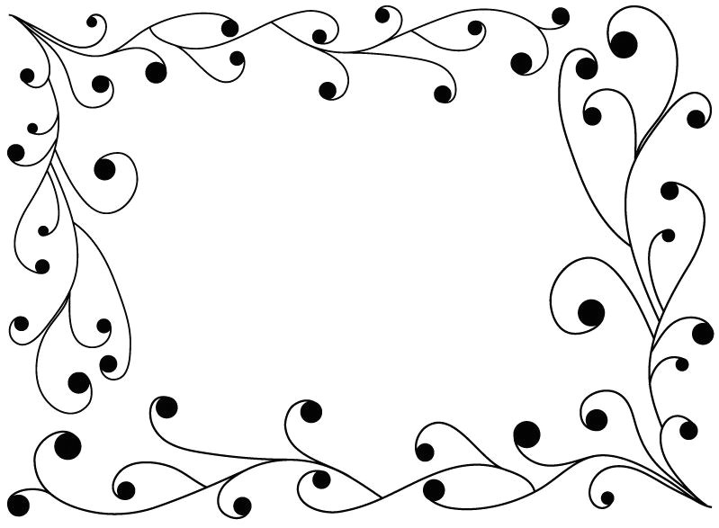 border designs easy draw http allborderdesigns com border designs