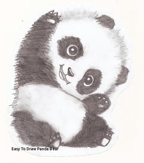 Drawing Easy Red Panda Easy to Draw Panda Bear Okay I Talk In My Sleep and My Friend