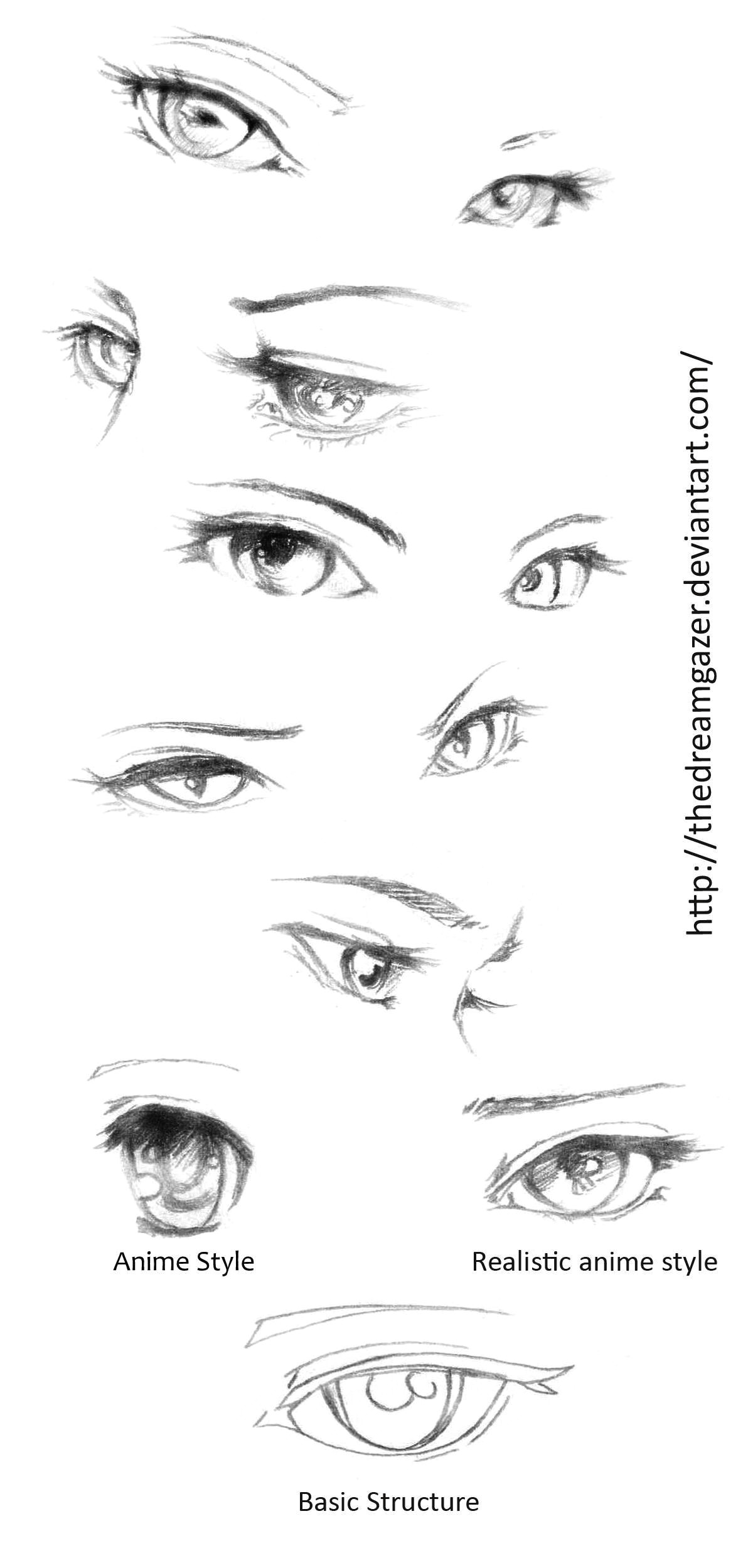 anime drawing tutorials anime drawing styles anime drawings sketches eye drawings anime