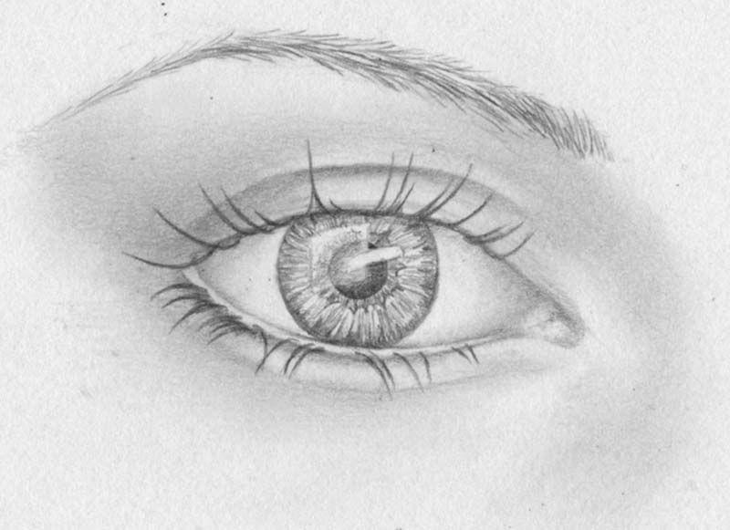 zeichnen lernen augen pupille iris tutorial iris art drawings mandala