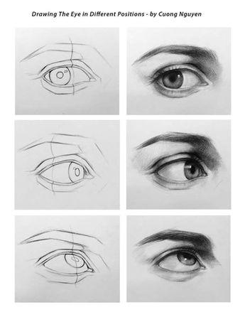 de schetsen en de complete tekeningen van dit oog zijn echt super mooi gemaakt stabilonl realism realistic sketch eye drawing arte in 2019 pin