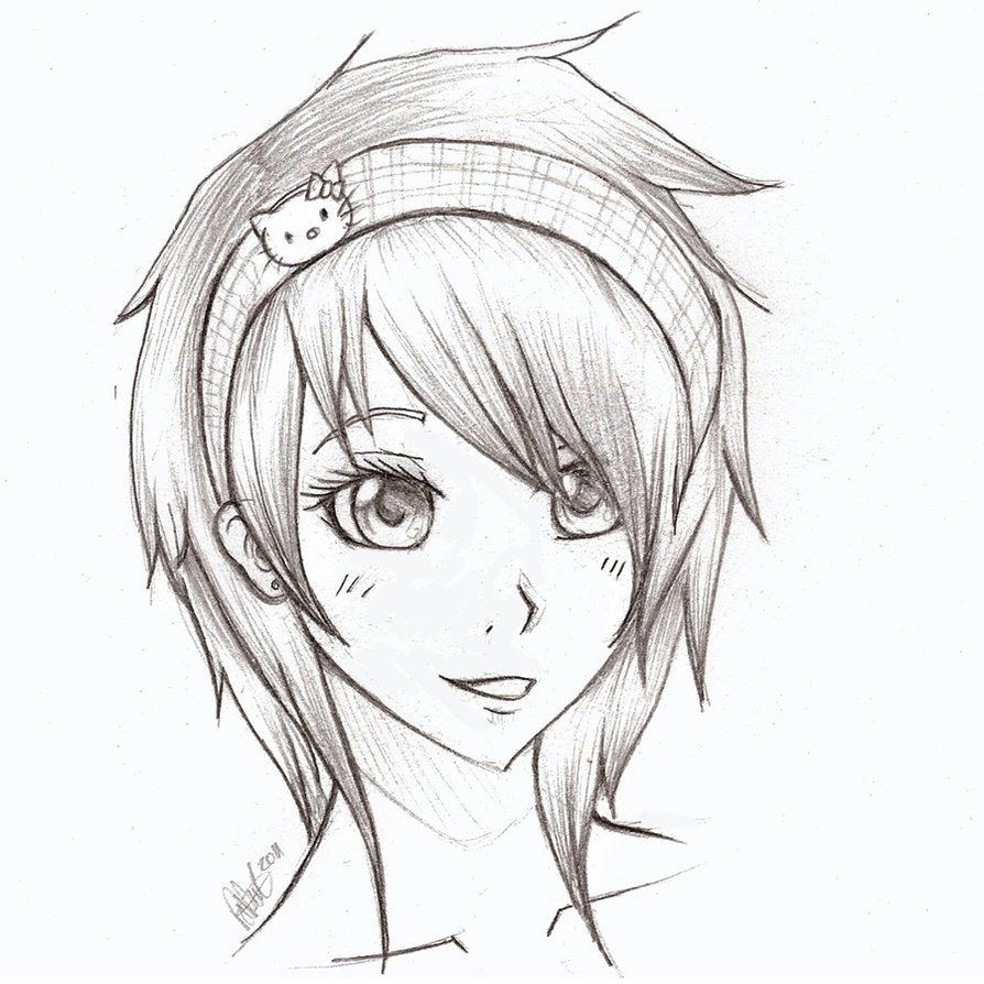 easy pencil drawings of anime awesome pencil sketch of lover search results lan aping gallery cute people