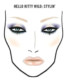 Drawing Eyes Chart 244 Best Face Charts Images Sketches Make Up Tips Makeup Tips