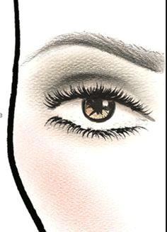 mac cosmetics face charts mac pret a papier face charts mystical make up and beauty