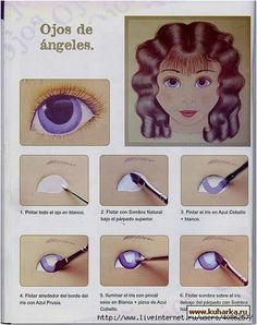part na 1 doll face paint eye painting doll making tutorials drawing
