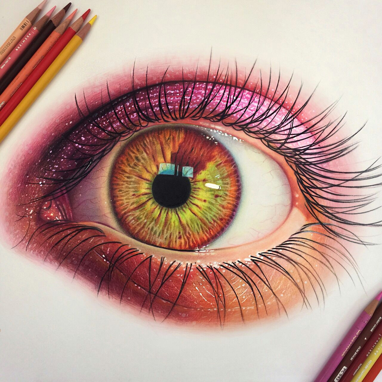 painting drawing watercolor painting realistic pencil drawings eye drawings