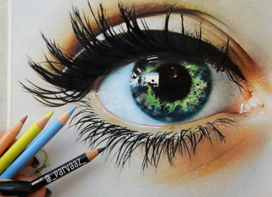 talent pencil colour art coloured pencil drawings beautiful pencil drawings colored pencils