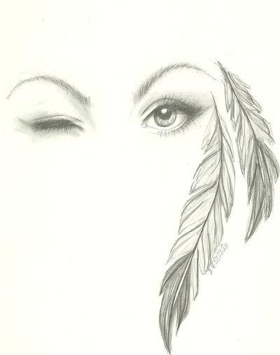 eyes art print by kayla messies