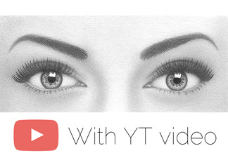 thumbnail how to draw a pair of realistic eyes 324x235 png
