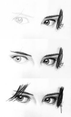 manga drawing drawing tips drawing reference eye drawings sketch painting pencil art art sketches drawing techniques drawings of eyes
