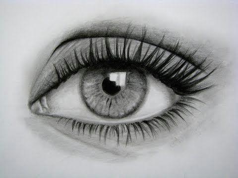 ca mo dibujar un ojo realista y pestaa as paso a paso taringa