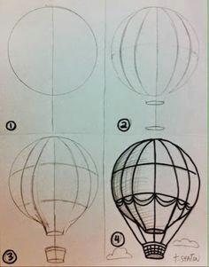 the lost sock hot air balloon unit hot air balloon drawings drawing balloons