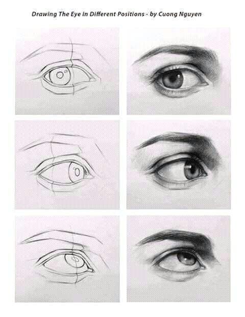 Drawing Eyes On Chin Pin by Ken Keyes On Portraiture Drawings Art Art Drawings