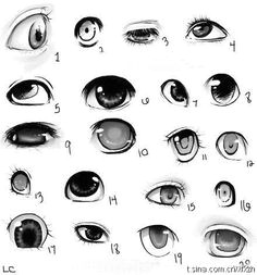 how to draw eyes by natalie larin manga eyes anime eyes manga anime