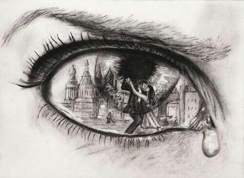 drawings of eyes drawings for him heart break drawings pencil drawings cool