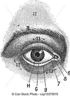 eye etching