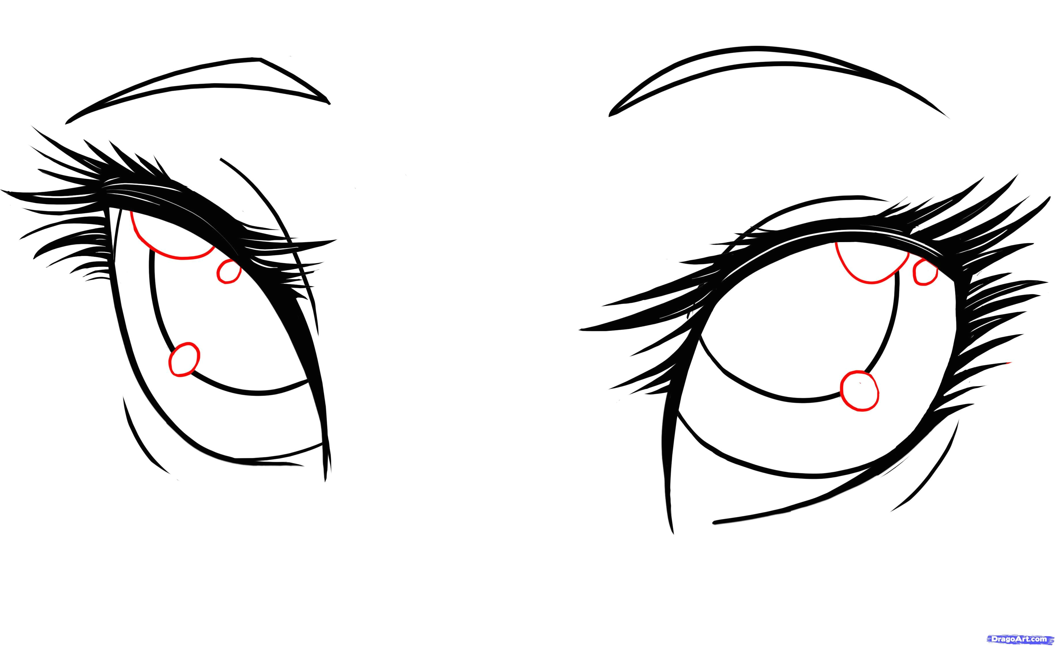 how to draw anime girl eyes step by step hd images 3 hd wallpapers