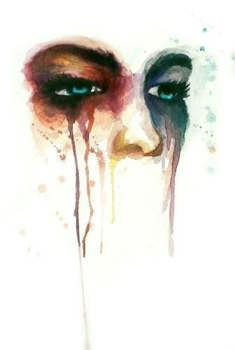 Drawing Eyes Watercolor Creative Art Pinterest Art Painting and Watercolor