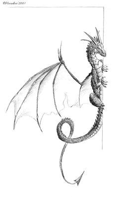dragon tattoos ankle fantasy creatures mythical creatures fantasy dragon fantasy art pencil