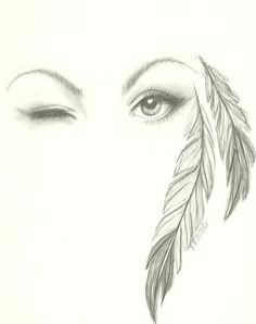 something about this i like beautiful drawings cool drawings pencil drawings eye drawings