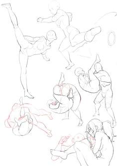 art poses drawing poses drawing tips drawing sketches art drawings fighting