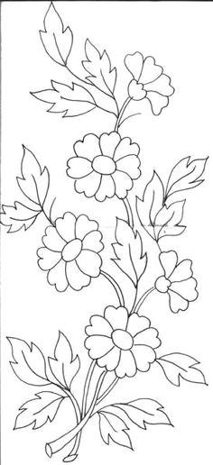 drawing flower copy me