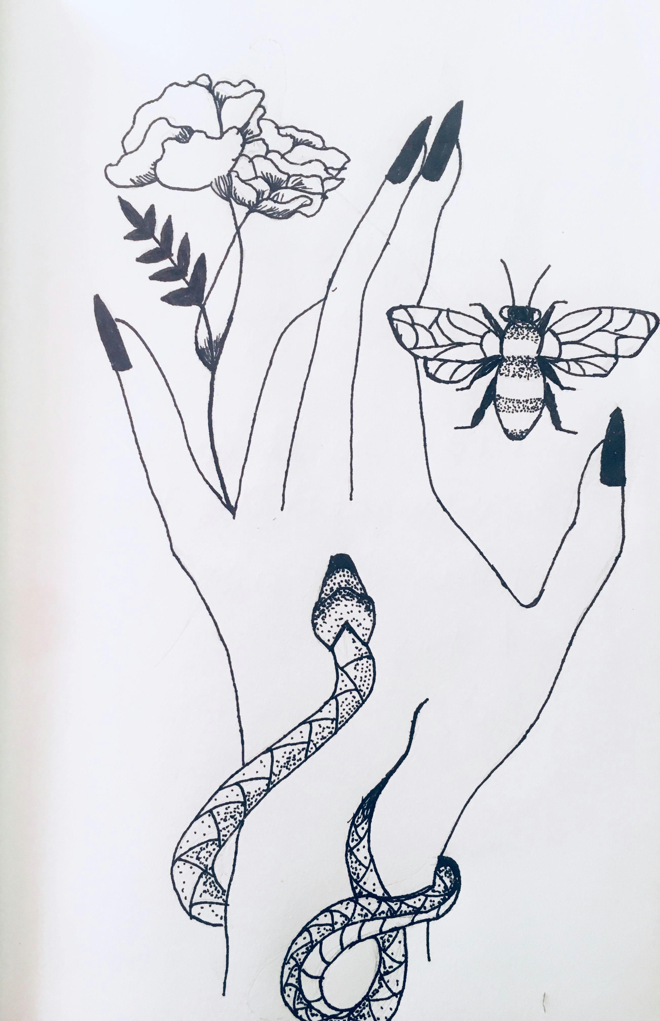 inspiration tattoos drawing flowers tattoo nature