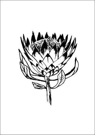 flowers silkscreen stencils part 2